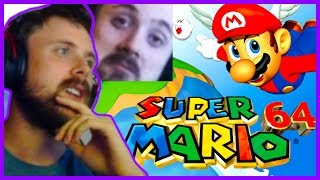 Forsen Reacts To Super Mario 64 Tool-assisted Speedrun World Record EXPLAINED + LIDL GAMES