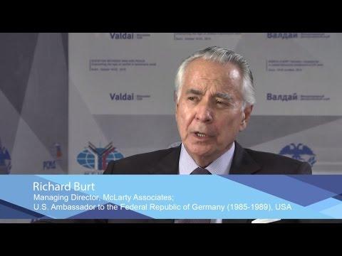 Richard Burt: The US Lacks a Eurasian Strategy. Part I