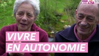 Ecologie : ils vivent en autonomie depuis 40 ans ! - Je t'aime etc...