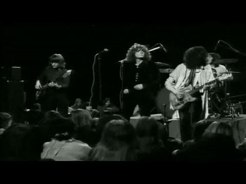 LED ZEPPELIN - Communication Breakdown (Live Denmark Radio 1969)