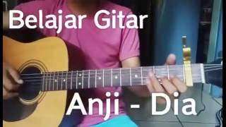 Video BELAJAR KUNCI GITAR ANJI - DIA ( By Resnu Andika Swara ) download MP3, 3GP, MP4, WEBM, AVI, FLV Januari 2018