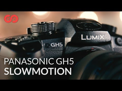 How to Shoot Slow Motion on the Panasonic GH5