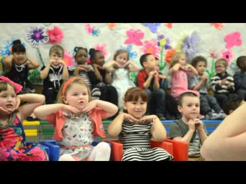 "Willow School PreK ""Spring Sing"""