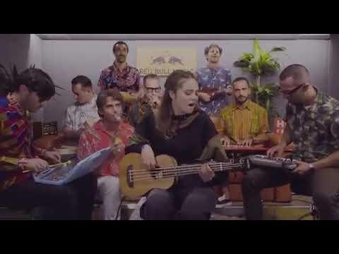 Red Bull Music Studio presents FRANCESCA MICHIELIN...