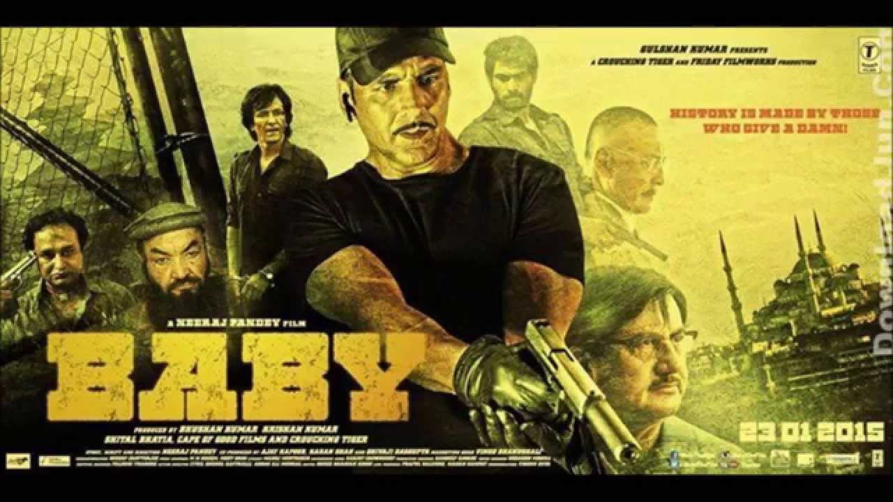 Image result for baby neeraj pandey poster