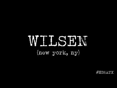 INTERVIEW: WILSEN [Unofficial South-By Showcase 2015]