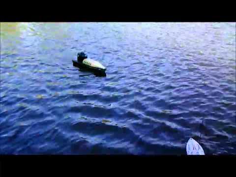1. Testfahrt Watercat M12