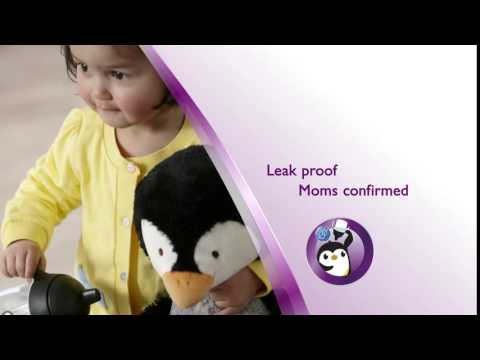 My Penguin Sippy Cup by Philips AVENT
