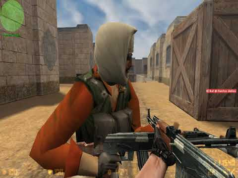 Counter Strike: Condition Zero Tour Of Duty 1: Dust (Experto) - Terrorist Missions