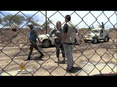 UN rights chief meets South Sudan rebel leader