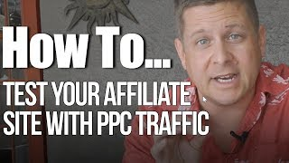 Affiliate Marketing With PPC - Fast Results - 300 Click Testing And Tracking