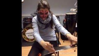 Шоу-оркестр «Русский Стиль» — Rammstein - Du Riechst So Gut
