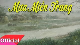 Mưa Miền Trung - Sáng tác: Phan Huỳnh Điểu - Trình bày: Hạnh Nguyên [Karaoke Beat MV]