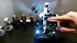 Star Wars The Black Series First Order Stormtrooper Executioner ( Target Exclusive)