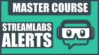 How To Add Custom Alerts To Streamlabs OBS - Follow, Sub, Donation [EASY]