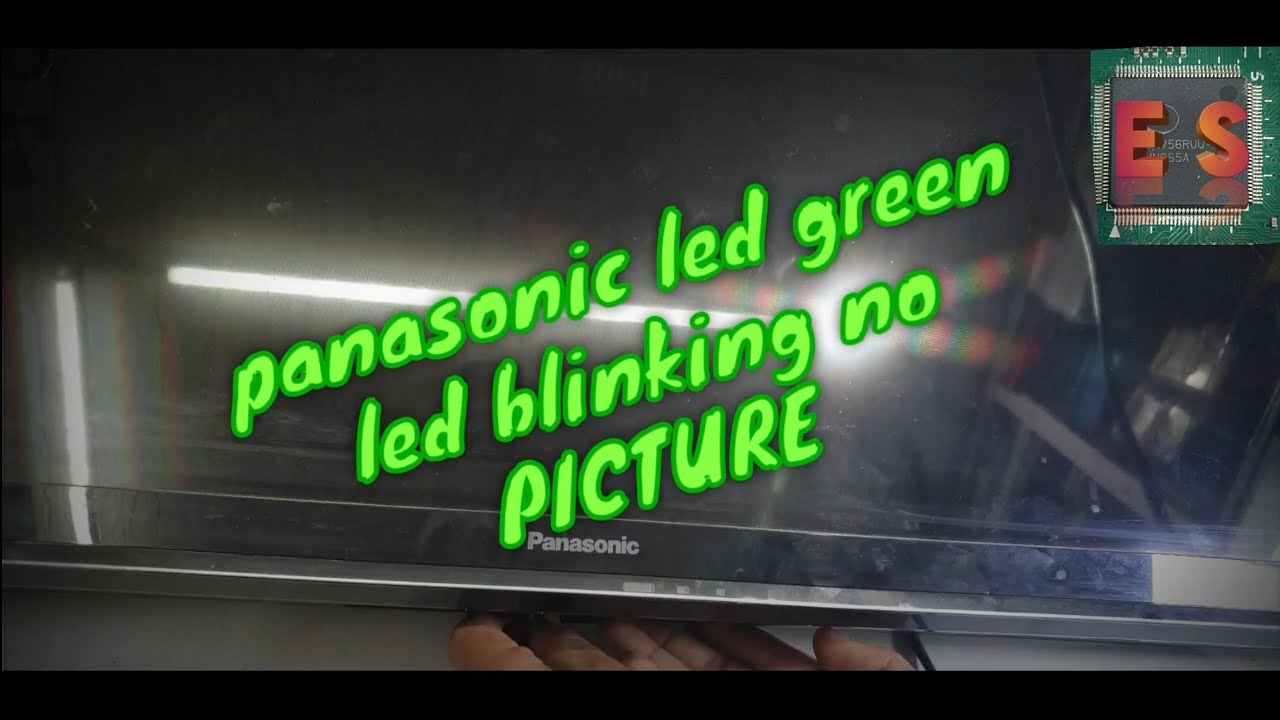 Panasonic plasma free repair 7 blink code by Shann Dhayanithi