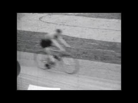Bicycle Racing at Coney Island Velodrome - circa 1930