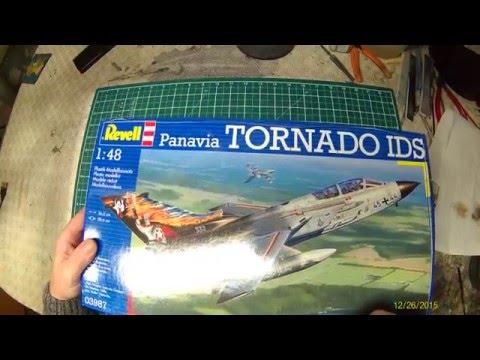Revell 1/48 Tornado IDS