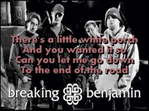 Breaking Benjamin - Home (Lyrics on screen)