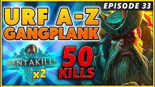 I GET A FADE AWAY PENTAKILL (5 KILL GAME) - BunnyFuFuu | URF