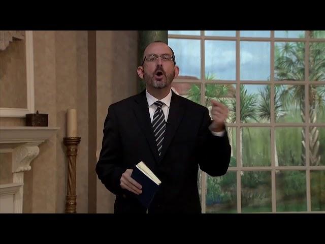 Dr. Baruch Korman - Efesios Capítulo 2 Parte 2 (Español)