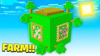 BUILDING A FARM ON A PLANET!