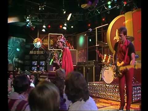 Joe King Carrasco & The Crowns - Buena 1981