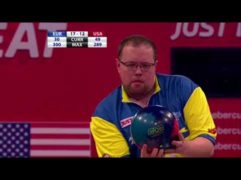 2017 Weber Cup - Day 3 - Match 9 [Williams V.S. Rash]