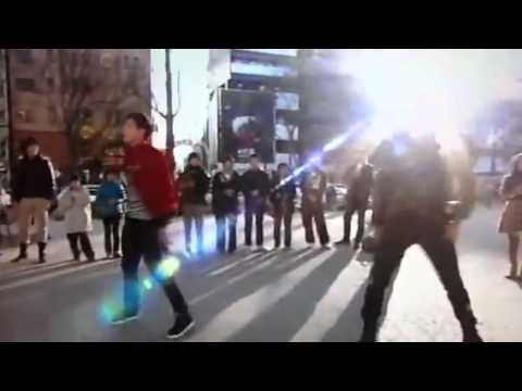 مسلسل حلم الشباب/الغناء و الرقص في اليابان