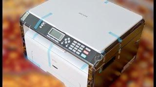 видео принтеры ricoh
