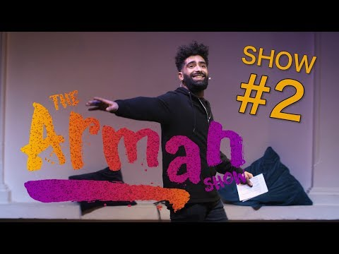 The Arman Show - LIVE - SHOW#2