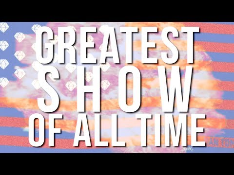 TICKETS TO THE GREATEST SHOW OF ALL TIME...