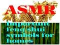 ASMR Important Feng Shui symbols for homes