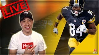 Madden Overdrive Gameplay!! Come Chill In Our First Overdrive Stream!!