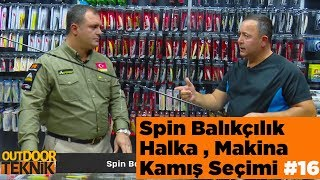 OUTDOOR TEKNIK  SPIN BALIKCILIK BOLUM 16