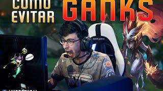 Como evitar GANKS - TOP 5 | League of Legends