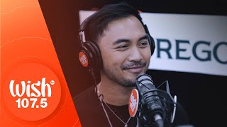 "Mark Carpio performs ""Ikaw Pa Lang"" LIVE on Wish 107.5 Bus"