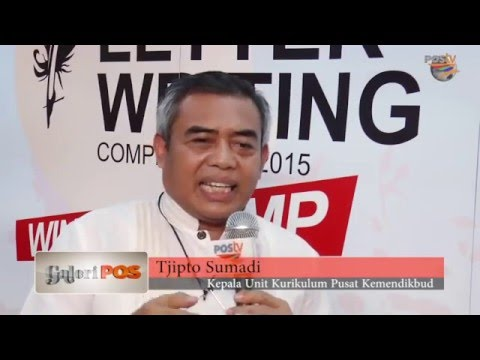 Episode 16 - Galeri Pos - Pos Indonesia Letter Writing Competition 2015 - POSTV