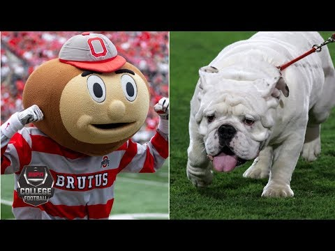 The Top 10 Mascot Moments Of All-time In College Football | SportsCenter