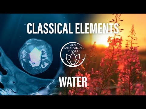 Classical 5 Elements – Sound of Water: Dodecahedron – Ancient Greece Meditation Music