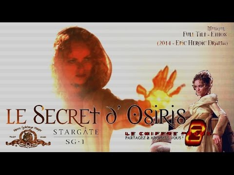 STARGATE SG1  le Secret d' Osiris