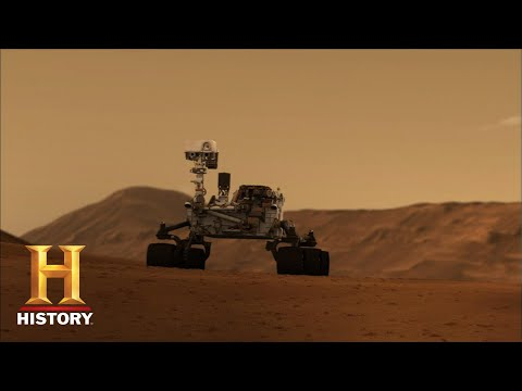 Ancient Aliens: Signs of Lost Civilization Found on Mars (Season 6) | History
