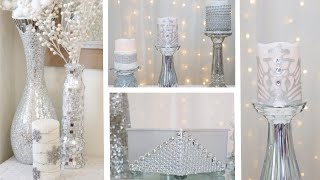 3 SPARKLY GLAM DOLLAR TREE DIY IDEAS TO TRY!  NOVEMBER 29 2018