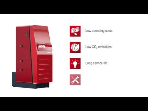UltraGas - find out how the most efficient gas condensing boiler works