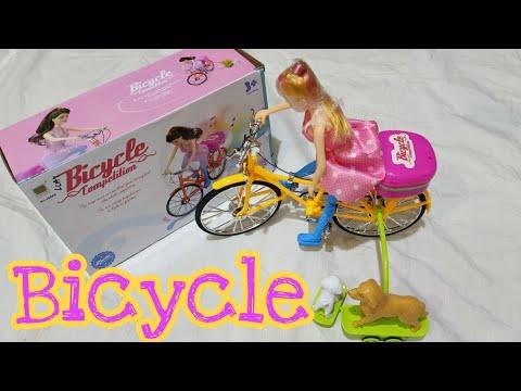 Bicycle Battery Operator Riding /unboxing/Fun/Amaizing/phool toys thumbnail