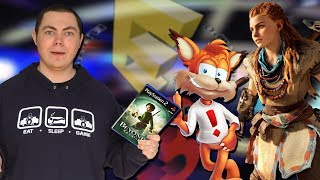 E3 2017 Review - Square Eyed Jak