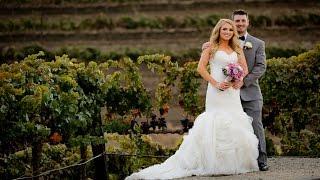 Leal Vineyards Wedding Hollister