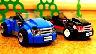 Мультики про машинки: Авария на дороге и Покупка нового автомобиля. Игры для мальчиков.