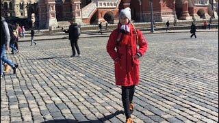 Vlog! МОСКВА??? Фестиваль! ЛЕТИМ НА САМОЛЁТЕ?   Мое путешествие в Москву! / Видео
