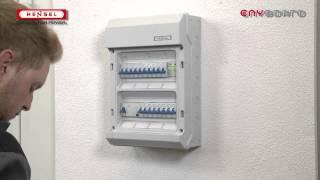 KV-Türanschlag verändern / KV-Changing of door hinges